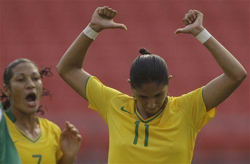 Brasil tendrá como escollo a Noruega en cuartos de final