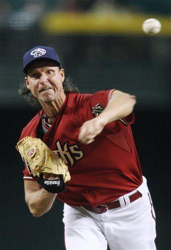 MLB: Diamondbacks 3, Padres 2; Johnson poncha a 10 rivales
