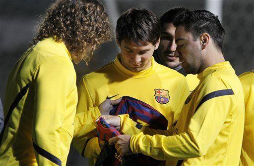 Barcelona llega con confianza al Mundial de Clubes