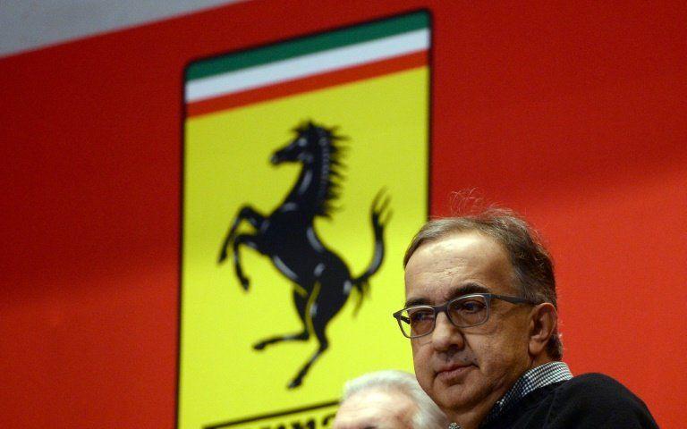 Sergio Marchionne, una pieza clave para la recuperación de Ferrari en F1