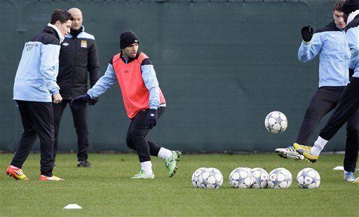 Campeones: Man City obligado a ganar y que lo ayuden para avanzar
