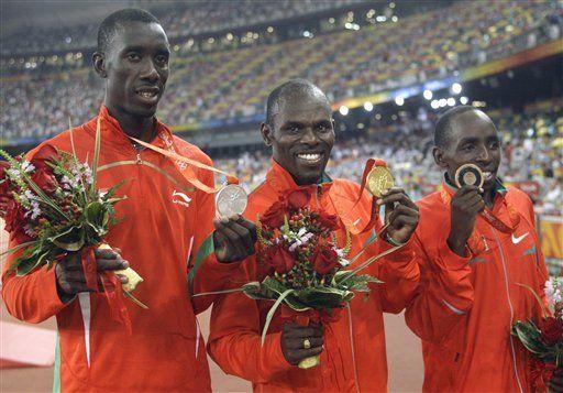 Atleta de Darfur consigue la primera medalla olímpica de Sudán