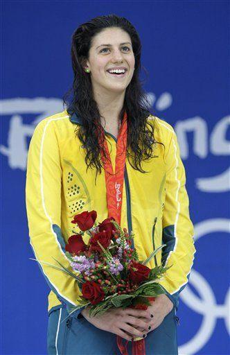 Rice fija récord mundial en su debut olímpico