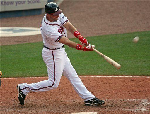 MLB: Bravos 3, Diamondbacks 1