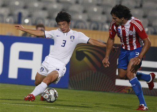Sub20: Paraguay pierde 3-0 y es eliminado en octavos