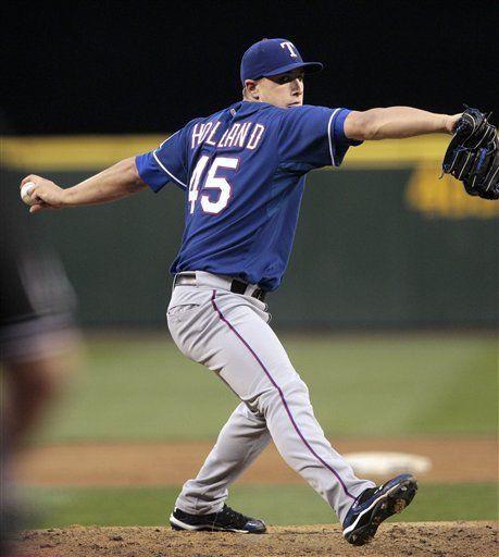 MLB: Rangers 5, Marineros 0; Holland domina a Seattle