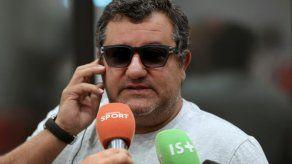La FIFA suspende tres meses al agente Mino Raiola