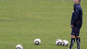Cannavaro se retirará de selección italiana tras la Copa Mundial
