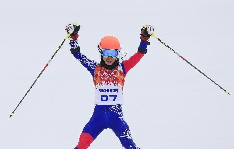 La esquiadora-violinista Vanessa Mae recurrirá su sanción de 4 años