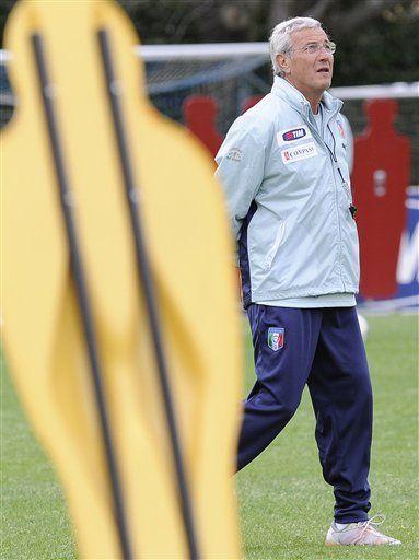 Mundial: Italia-Irlanda, un duelo de técnicos históricos