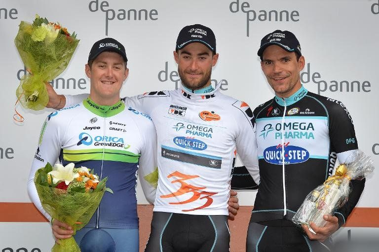 El belga Van Keirsbulck gana los Tres Días de La Panne