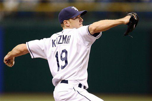 MLB: Rays 5, Yanquis 2; Kazmir brilla en la lomita