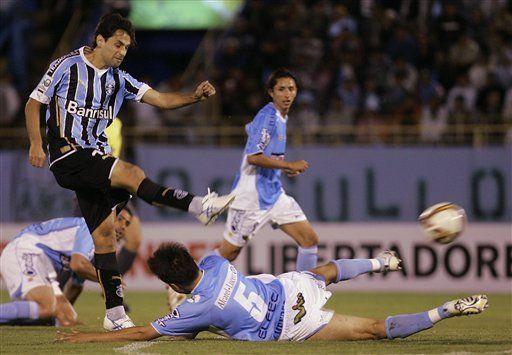Libertadores: Gremio gana 2-1 a Aurora y es líder