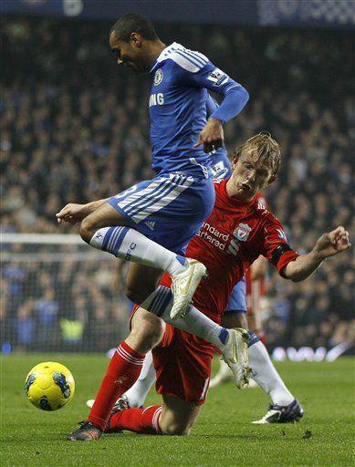 Inglaterra: Maxi marca en victoria de Liverpool ante Chelsea