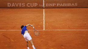 Los partidos de la Copa de Davis seguirán resolviéndose en tres sets