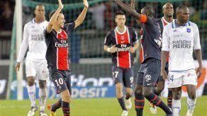 PSG regresa a senda del triunfo; 3-2 sobre Auxerre