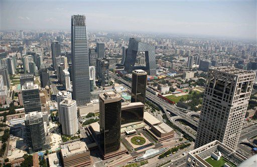 Beijing se transforma en un laboratorio científico