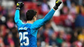 Courtois cree posible una cuarta Champions consecutiva para Real Madrid
