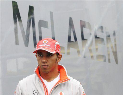 F1: Hamilton con pequeña ventaja en el GP de Alemania