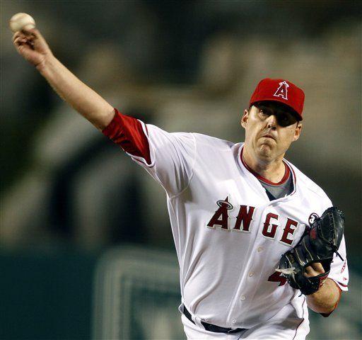 MLB: Angelinos 5, Medias Rojas 0; con actuación sólida de Lackey