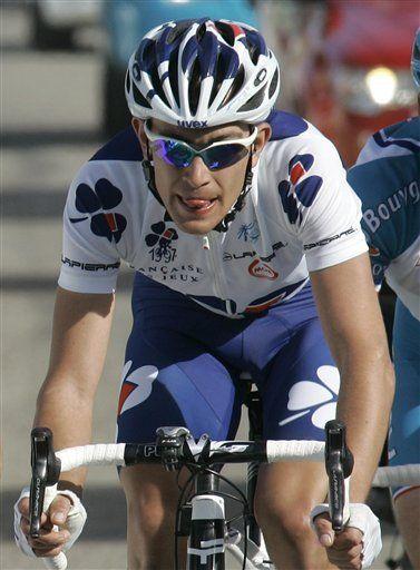 Roy gana 5ta etapa de la París-Niza