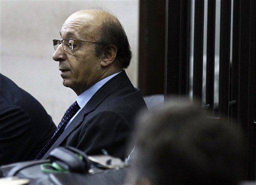 Moggi sentenciado a 4 meses de cárcel por amenazar a Baldini