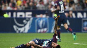 Dani Alves se pierde el Mundial por lesión en rodilla