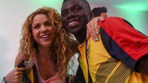Shakira pone el brillo en la inauguración de los Centroamericanos 2018