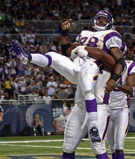 NFL: Los Vikings defienden su invicto ante los alicaídos Ravens