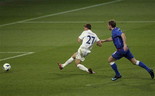 UEFA: Zenit gana la final sobre Rangers