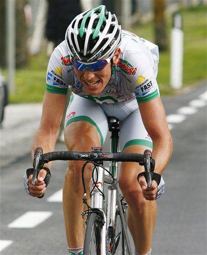 Giro: Bosisio gana 7ma etapa; colombiano Cárdenas llega 4to