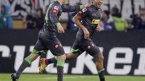 Moenchengladbach vuelve a la cima de la Bundesliga tras 26 años