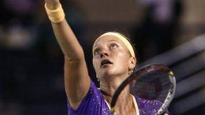 Kvitova vence a Errani en la final de Dubai