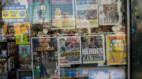 El planeta fútbol degusta extasiado el milagro del Barcelona