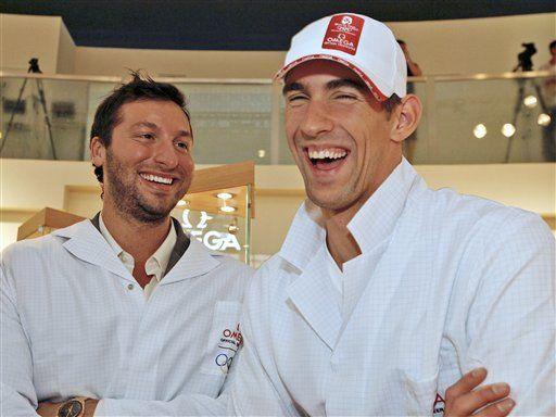 Primero Phelps, después Bolt... Â¡qué juegos!