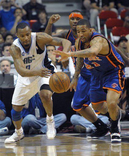 NBA: Magic 110, Knicks 103; Orlando busca segundo en Conferencia