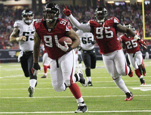 NFL: Falcons 41, Jaguars 14; Atlanta luce poderío al fin