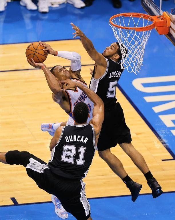 Los Spurs vencen a Oklahoma y jugarán la final de la NBA contra Miami