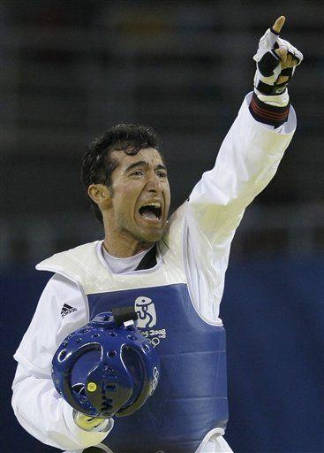 Un hombre mexicano gana un oro después de casi 25 años