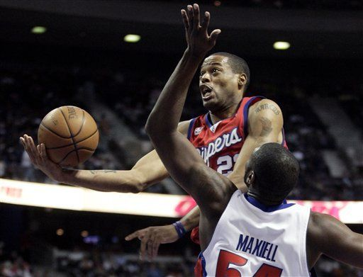 NBA: Pistons 108, Clippers 90; McDyess y Prince dominan