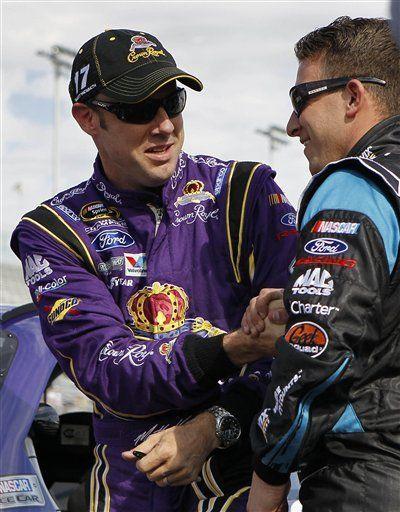 Stewart y Edwards parten 8vo y 9no en carrera de la NASCAR