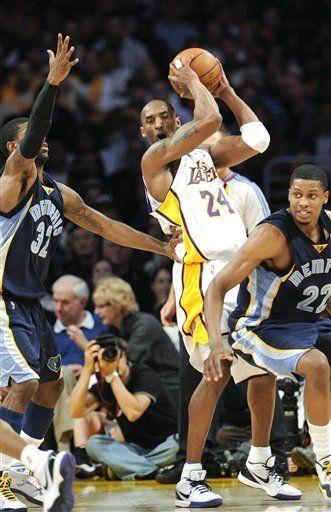 NBA: Lakers 99, Grizzlies 89