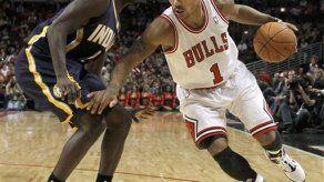 Bulls anuncian renovación de contrato de Rose por 5 años