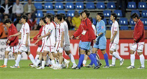 Cinco jugadoras de Corea del Norte dan positivo en el mundial