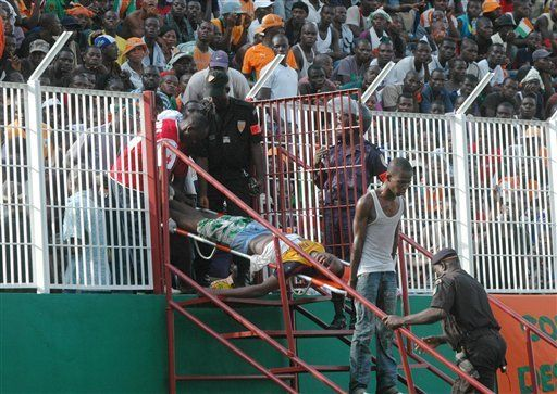 FIFA exige informe completo sobre tragedia en Costa de Marfil