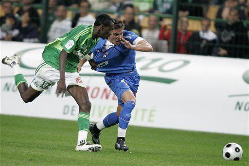 Lyon vence al Saint-Etienne por 1-0 en la liga francesa