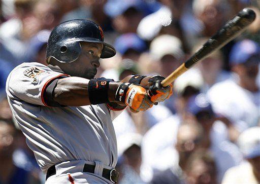 MLB: Gigantes 4, Cachorros 2; Durham remolca dos carreras
