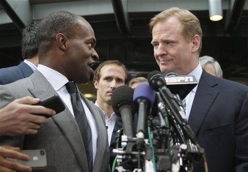 Acuerdo laboral salva la temporada de la NFL