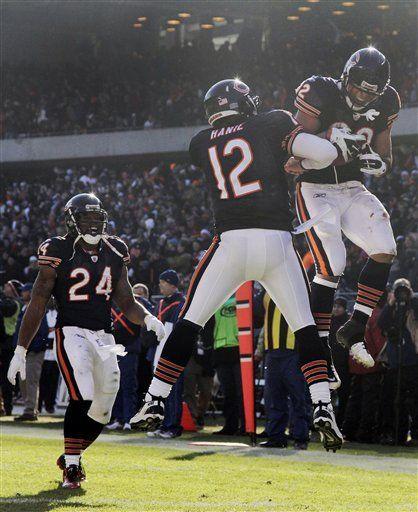 NFL: Seahawks 38, Bears 14; Bryant le da vida a Seattle
