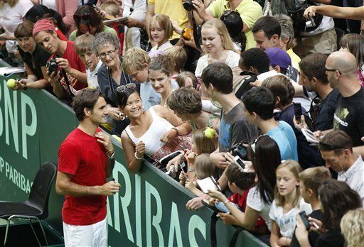 Federer: Djokovic es un número uno con justicia